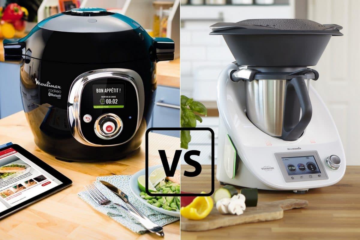 Difference Magimix Et Thermomix les 5 meilleurs robots cuiseurs pour des plats délicieux et