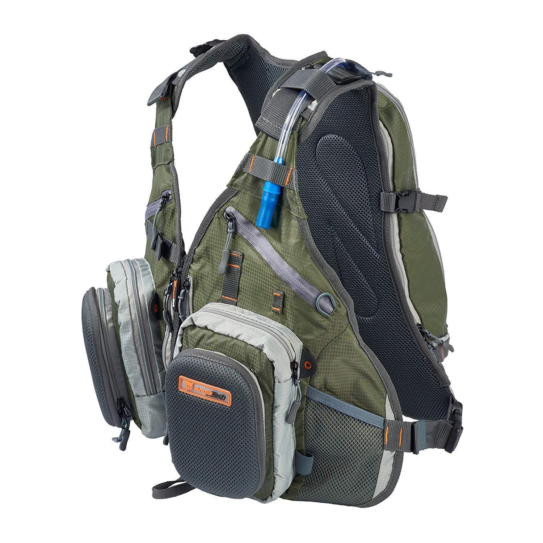 gilet/sac à dos de pêche à la mouche Anglatech