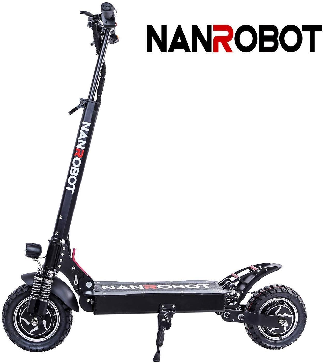 trottinette électrique puissante tout terrain de NanRobot