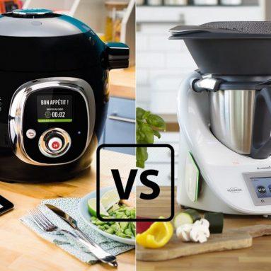 Les 5 meilleurs robots cuiseurs pour des plats délicieux et une cuisine spacieuse : Comparatif, avis, choix du meilleur