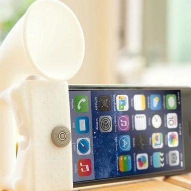 Amplificateur de son pour iPhone