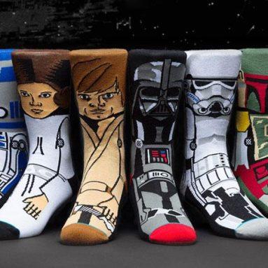 Chaussettes de personnage Star Wars