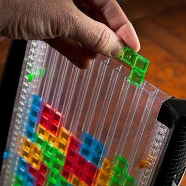 Jeu Tetris Relie Quatre