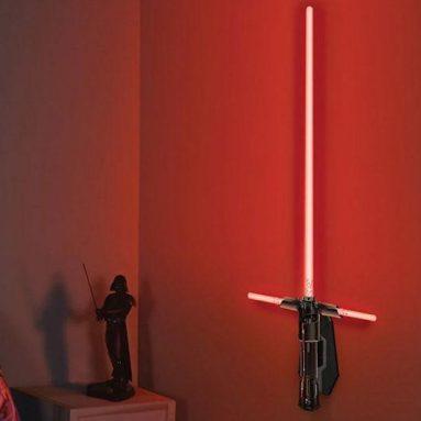 Lampe sabre laser de Star Wars