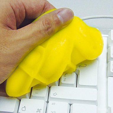 Pâte nettoyante pour produits électroniques
