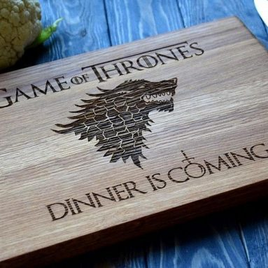 Planche à découper Game of Thrones