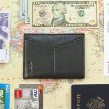 Portefeuille spécial voyage